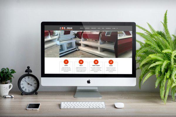 Cer-mak Geri Dönüşüm – Web Tasarım
