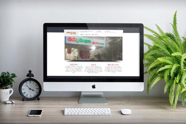 Gaziantep Adı Yörem Çiğköfte – Web Tasarım