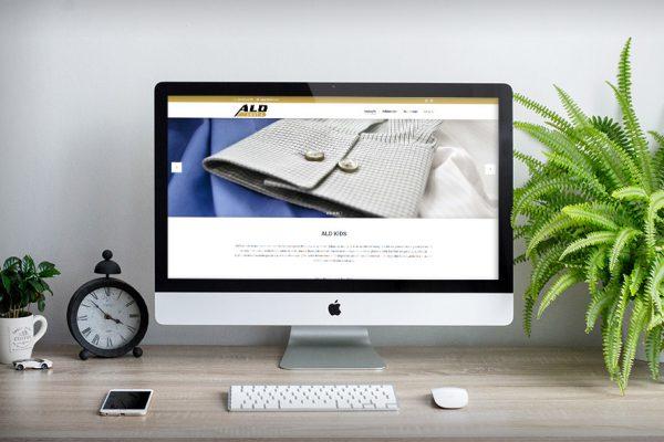 Ald Tekstil – Web Tasarım
