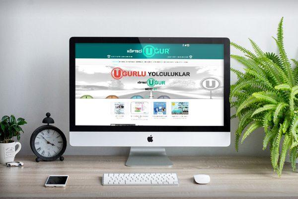 Köfteci Uğur – Web Tasarım