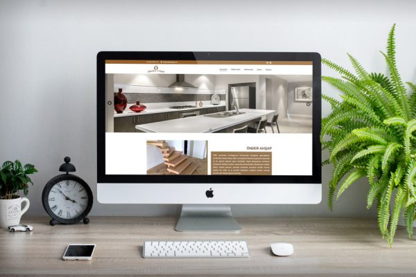 Önder Ahşap – Web Tasarım