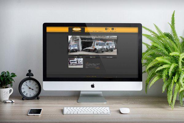 Özen Oto Kurtarma – Web Tasarım