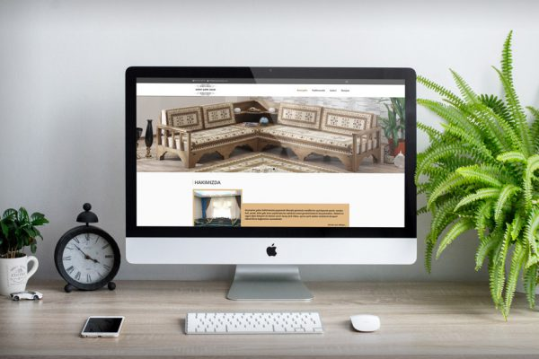 Saray Şark Odası – Web Tasarım