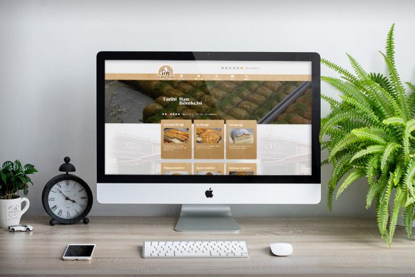 Tarihi Han Börekçisi – Web Tasarım