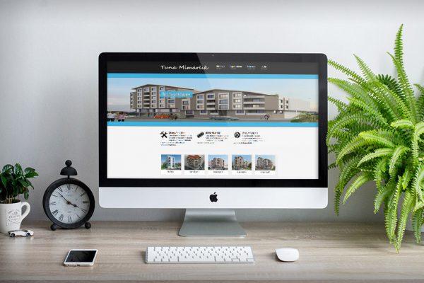 Tuna Mimarlık – Web Tasarım