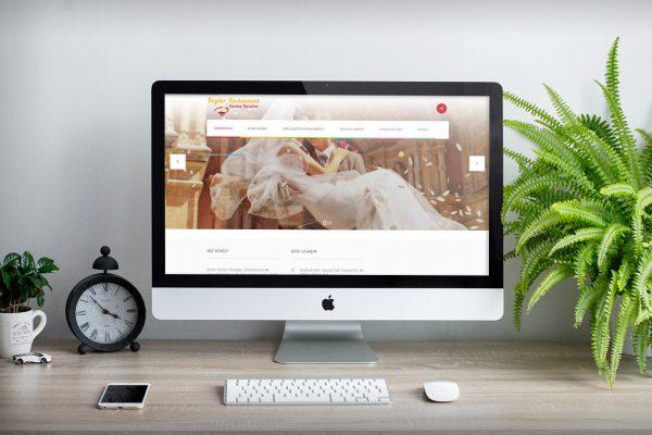 Beyler Garden Paradise – Web Tasarım