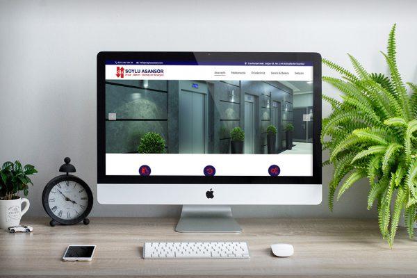 Soylu Asansör – Web Tasarım