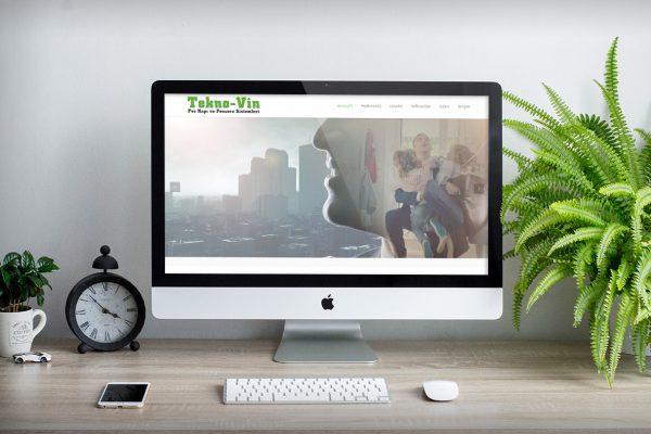 Tekno-Vin – Web Tasarım