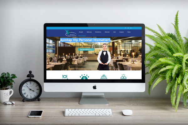 Ayıntap Vip Personel Hizmetleri – Web Tasarım