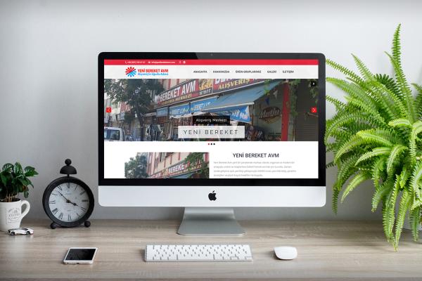 Yeni Bereket Avm – Web Tasarım