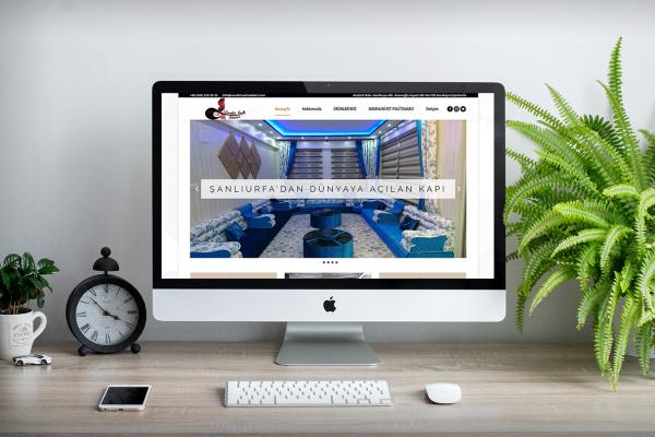Cevahir Şark Odaları – Web Tasarım