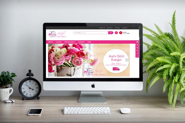 Florist Gülüm Çiçek – Web Tasarım