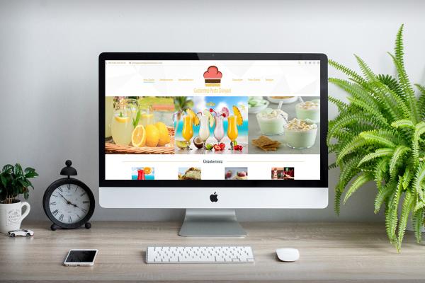 Gaziantep Pasta Dünyası – Web Tasarım