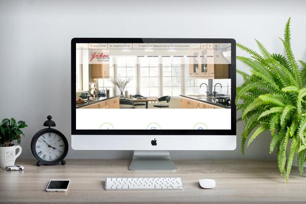 Göksu Mimarlık – Web Tasarım