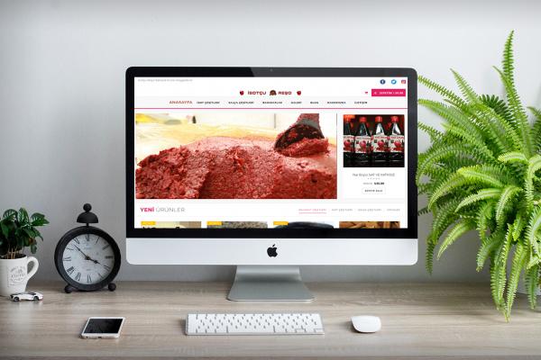 İsotçu Reşo – Web Tasarım