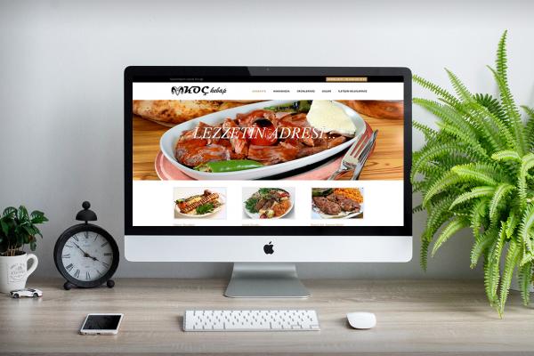 Koç Kebapçıoğlu – Web Tasarım