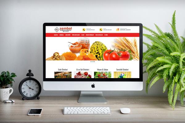Bizim Sembol Market Zincirleri – Web Tasarım