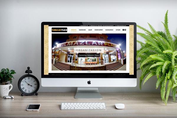Yılmazlar Plaza – Web Tasarım